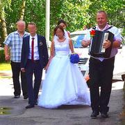 Жлобин Ведущий тамада свадьба юбилей баян дискотека Рогачев Плессы Боб
